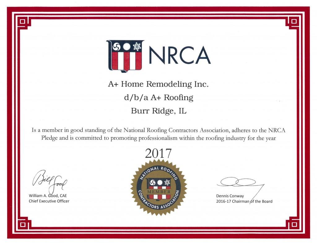 NRCA 2017