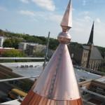 Copper Turret