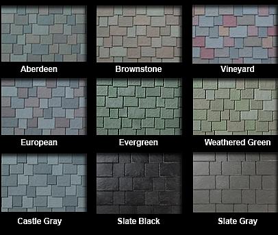 Slate Tile Wood Shake A Roofing