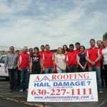 Burr Ridge Hail and Wind Damage Contractor