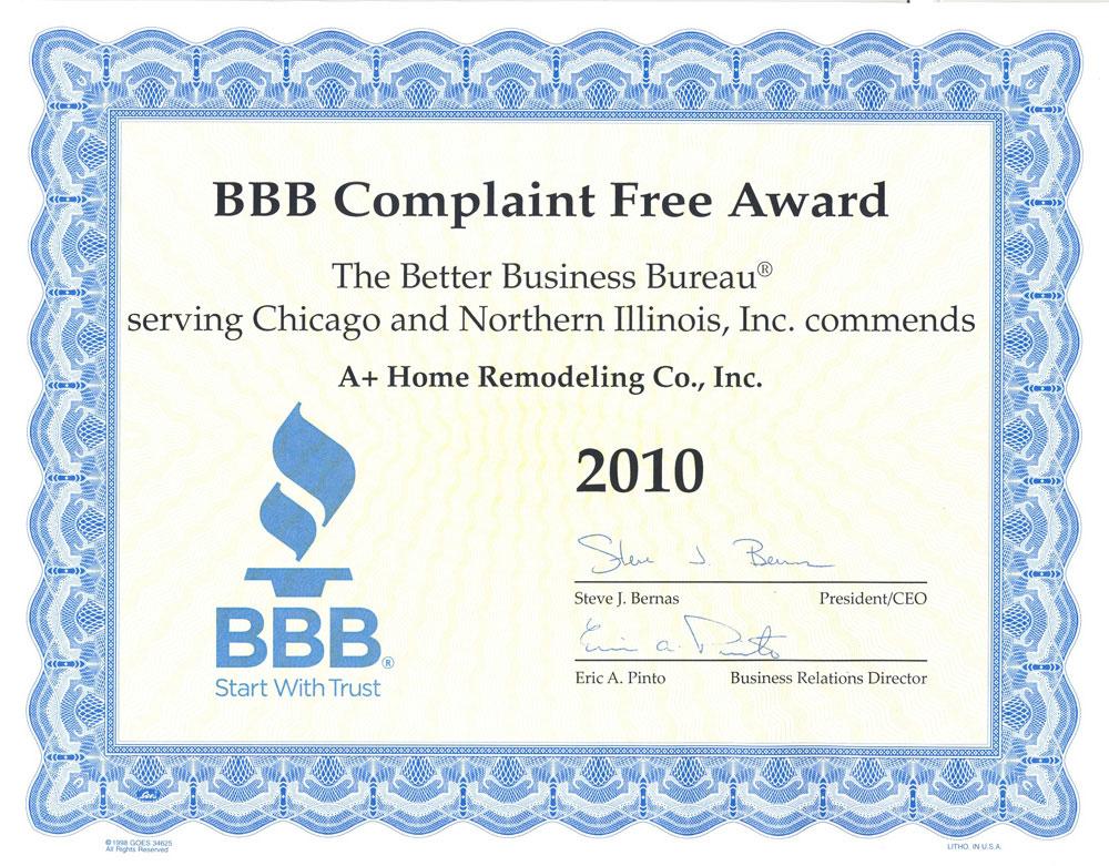 BBB 2010