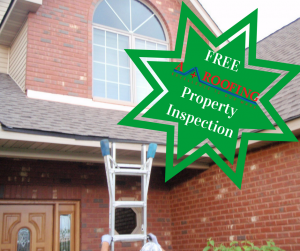 free property inspection free roof inspection