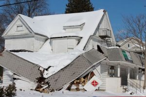 roof-collapse roof repair