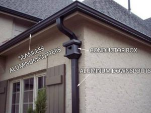 gutters, roofer il, replace gutters