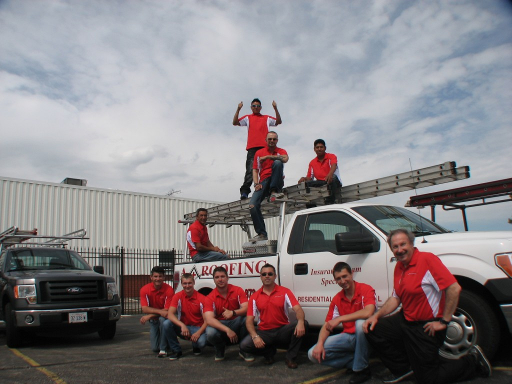 A+ Roofing – Schaumburg Siding Contractor